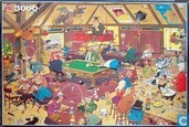 Puzzels - Shooting pool - Shooting pool