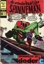 Bandes dessinées - Prins Namor - Spinneman, de doder!