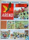 Bandes dessinées - Arend (magazine) - Jaargang 6 nummer 28