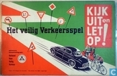 Kijk Uit en Let Op! Het Veilig Verkeersspel