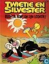 Strips - Tweety en Sylvester - boontje komt om zijn loontje!