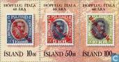 Hopvlucht Italië
