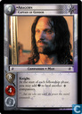 Aragorn, Captain of Gondor