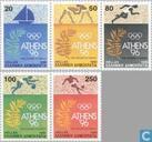 Athènes-candidate pour les Jeux olympiques