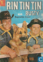 Comic Books - Rin Tin Tin - Beproefde trouw