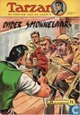 Comic Books - Tarzan of the Apes - Onder smokkelaars