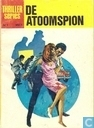 Comic Books - Thriller reeks - De atoomspion