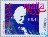 World Travel Pape Jean-Paul II