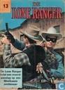 Strips - Lone Ranger - De Lone Ranger belet een moordaanslag op een Mexikaans ambtenaar