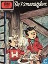 Comics - Ohee (Illustrierte) - De 7 smaragden