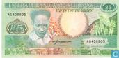 Suriname 25 Gulden 1988