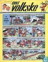 Strips - Ons Volkske (tijdschrift) - 1959 nummer  8