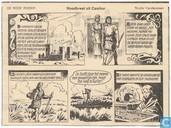 Comic Books - Red Knight, The [Vandersteen] - Noodkreet uit Cambor