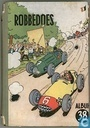 Comic Books - Robbedoes (magazine) - Robbedoes album 38