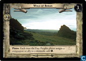 Wold of Rohan