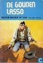 Comic Books - Super reeks - De gouden lasso