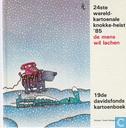 24ste Wereldkartoenale Knokke-Heist '85 - De mens wil lachen