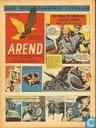 Comics - Arend (Illustrierte) - Jaargang 9 nummer 13