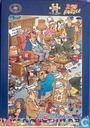 Jigsaw puzzles - Flea market - Flea market