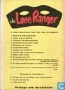 Bandes dessinées - Lone Ranger - De Lone Ranger belet een moordaanslag op een Mexikaans ambtenaar