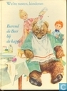Barend de beer bij de kapper