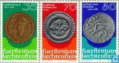 1977 pièces de monnaie (LIE 219)