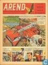 Bandes dessinées - Arend (magazine) - Jaargang 10 nummer 50