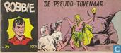 Comic Books - Robbie - De pseudo-tovenaar