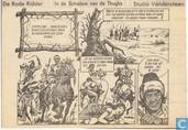 Comics - Rote Ritter, Der [Vandersteen] - In de schaduw van de Thughs