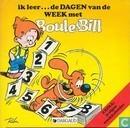 Ik leer... de dagen van de week met Boule & Bill