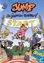 Comics - Jump - Zwijgen en trappen!