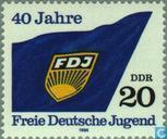 Free German Youth 1946-1986