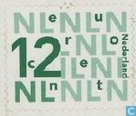 Timbres-poste - Pays-Bas [NLD] - Bijplakzegels