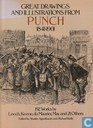 Great drawings and illustrations from Punch 1841-1901