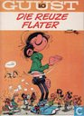 Comic Books - Guust - Die reuze Flater