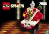 Lego 2586 Crazy King