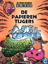 Comics - Volle melk - De papieren tijgers