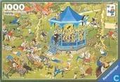 Jigsaw puzzles - Concert in the park - Concert in het park