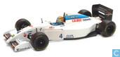 Voitures miniatures - Onyx - Tyrrell 022 - Yamaha