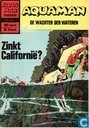 Comics - Aquaman - Zinkt Californië?