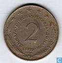 Joegoslavië 2 dinara 1979