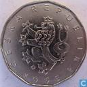 Tschechische Republik 2 Korun 1993