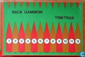 Backgammon Trik Trak