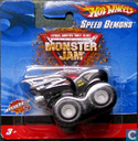 Speed Demons Batmobile Monster Jam