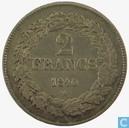 Belgien 2 Franc 1840