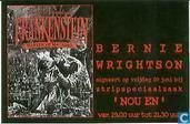 Bernie Wrightson uitnodigingspostkaart