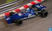 Voitures miniatures - Quartzo - Tyrrell 002 - Ford