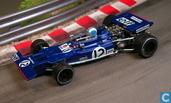 Modelauto's  - Quartzo - Tyrrell 002 - Ford