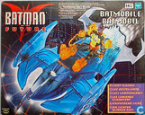 Batman of the Future - Netrunner Batmobile