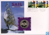 Timbres-poste - Pays-Bas [NLD] - Amsterdam Voile 1995